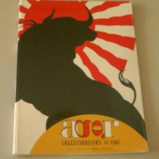 Libros: AGR COLECCIONISTAS DE CINE NUMERO 23 OTOÑO 2004. Lote 270613243