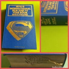Libros: 1978-9 INTERNATIONAL FILM AND TV YEAR BOOK -SUPERMAN THE MOVIE-EDITED BY PETER NOBLE. Lote 271054538