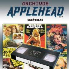 Libros: ARCHIVOS APPLEHEAD: VIDEOTECHNICS. Lote 287987573