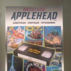 Libros: ARCHIVOS APPLEHEAD. DISNEY. Lote 272572758