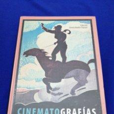 Libros: CINEMATOGRAFÍAS EL CARTEL DE CINE EN SUECIA Y DINAMARCA 1915-1942 COLECCIÓN BENEDITO MEDELA. Lote 276403793