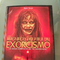 Libri: MAGNÍFICO DÍA PARA UN EXORCISMO. Lote 285757338