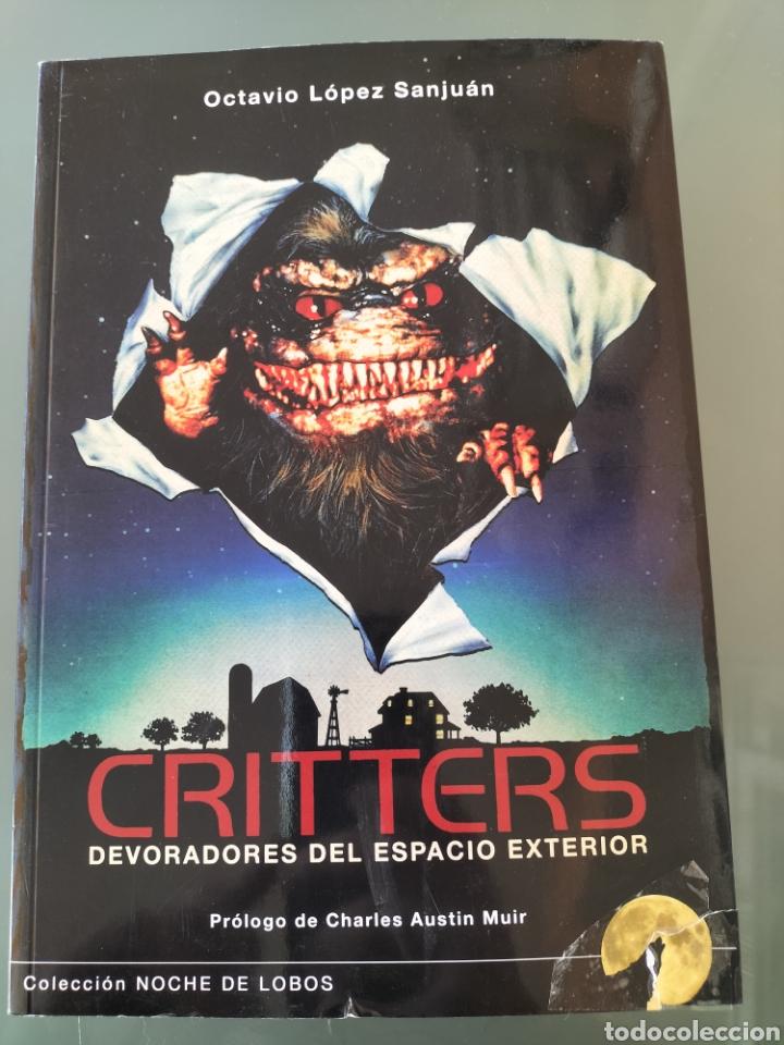 CRITTERS. DEVORADORES DEL ESPACIO EXTERIOR (Libros Nuevos - Bellas Artes, ocio y coleccionismo - Cine)