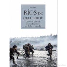 Libros: CINE. RÍOS DE CELULOIDE - JESÚS LENS DESCATALOGADO!!! OFERTA!!. Lote 291913908