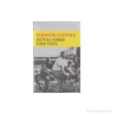 Libros: CINE. NOTAS SOBRE UNA VIDA - ELEANOR COPPOLA DESCATALOGADO!!! OFERTA!!!. Lote 291918253