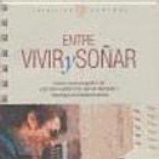 Libros: CINE. ENTRE VIVIR Y SOÑAR - ALFONSO ALBACETE. Lote 292031793