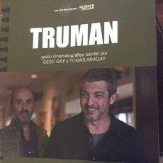 Libros: CINE. TRUMAN - GAY / ARAGAY. Lote 292033028