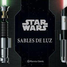 Libros: STAR WARS SABLES DE LUZ. Lote 292237188