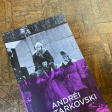 Libros: ANDREI TARKOVSKI VIDA Y OBRA - MISHKIN (2017) ENVÍO GRATIS. Lote 292253188