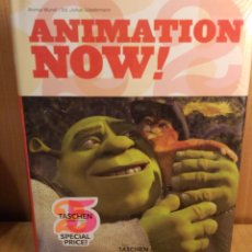 Libros: ANIMATION NOW. Lote 293872508