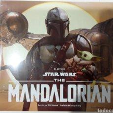 Libros: EL ARTE DE STAR WARS. THE MANDALORIAN - PLANETA CÓMICS. Lote 295001383