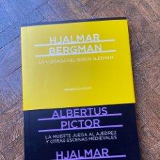 Libros: INGMAR BERGMAN ALBERTUS PICTOR HJALMAR BERGMAN - MISHKIN (2018) ENVÍO GRATIS. Lote 295359963