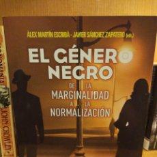 Libros: EL GÉNERO NEGRO.. Lote 297068458