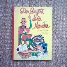 Libros de segunda mano: DON QUIJOTE DE LA MANCHA. EDICIÓN INFANTIL. ADAPTACIÓN DE MAURO ARMIÑO. DIBUJOS DE PEREZ FABO. 1972.. Lote 5448421