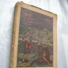 Libros de segunda mano: JOSÍAS,( NOVELA) POR V. FRANCO-PRÓLOGO DE FRAY JUSTO PÉREZ DE URBEL-EDT: LA MILAGROSA.-1942.-MAD.. Lote 26734799
