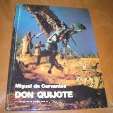 Libros de segunda mano: MIGUEL DE CERVANTES DON QUIJOTE ILUS. GUSTAVO DORE . Lote 8506865
