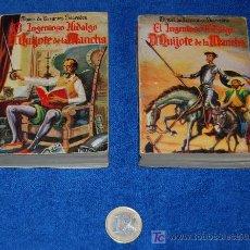 Libros de segunda mano: DON QUIJOTE DE LA MANCHA - ENCICLOPEDIA PULGA. Lote 162611117