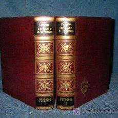 Libros de segunda mano: DON QUIJOTE - CERVANTES - BELLAS ILUSTRACIONES.. Lote 17455383