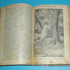 Libros de segunda mano: EL INGENIOSO HIDALGO DON QUIJOTE DE LA MANCHA. MIGUEL DE CERVANTES. BIBLIOTECA SOPENA. 892 PÁG.. Lote 26576102