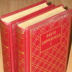 Libros de segunda mano: DAVID COPPERFIELD 2T POR CHARLES DICKENS DE EDITORIAL CASTRO EN MADRID 1971. Lote 25578993