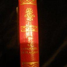 Libros de segunda mano: LA CONQUISTA DE PLASANS. ZOLA. ED. LOREANZANA. 1970 395 PAG. Lote 27060215