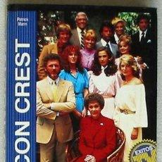 Libros de segunda mano: FALCON CREST - EXITOS TV - 1988 - TAPAS DURAS. Lote 199502463