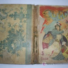 Libros de segunda mano: EL ECO DE LA TORMENTA 2ª PARTE DE NARRACIÓN DE DOS CIUDADES DICKENS SATURNINO CALLEJA C 1940 RM43181. Lote 21015496