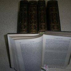 Libros de segunda mano: VICKY BAUM. NOVELAS. 5 TOMOS COMPLETO. PIEL. 1958. PLANETA. Lote 26984142