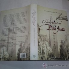 Libros de segunda mano: EL DIARIO PERDIDO DE DON JUAN DOUGLAS CARLTON ABRAMS PLANETA 2007 RM40310. Lote 21981647
