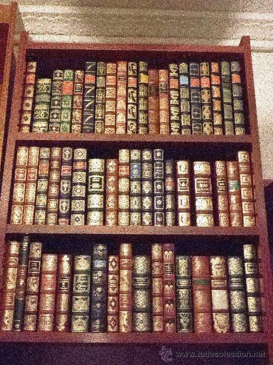 Grandes genios de la literatura universal comprar libros cl sicos en todocoleccion 21945381 - Libreria segunda mano online ...