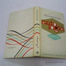 Libros de segunda mano: ANTOLOGÍA CELSO EMILIO FERREIRO PLAZA & JANÉS EDITORES 1977 GALICIA RM39597. Lote 22124534
