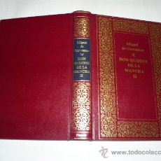 Libros de segunda mano: DON QUIJOTE DE LA MANCHA II MIGUEL DE CERVANTES PLANETA 1990 RM38988. Lote 22208395