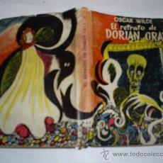 Libros de segunda mano: EL RETRATO DE DORIAN GRAY TOMO II OSCAR WILDE MÁS ALLA 1951 AB37350 . Lote 22443214