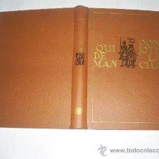 Libros de segunda mano: EL INGENIOSO HIDALGO DON QUIJOTE DE LA MANCHA SEGUNDA PARTE CERVANTES NAUTA 1965 RM47714. Lote 136200286