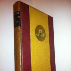 Libros de segunda mano: CERVANTES - DON QUIJOTE DE LA MANCHA TOMO I - UTEHA. Lote 23705205