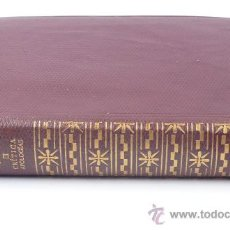 Libros de segunda mano: GIOVANNI PAPINI, OBRAS III. CRÍTICA , ANTOLOGÍAS. AGUILAR ED. 2º ED 1961. Lote 23815861