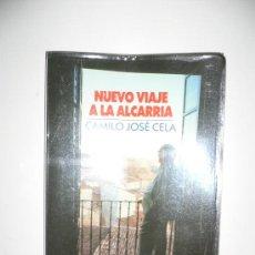 Libros de segunda mano: NUEVO VIAJE A LA ALCARRIA- CAMILO JOSE CELA 1987. Lote 27592635
