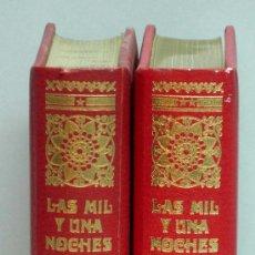 Libros de segunda mano: LAS MIL Y UNA NOCHES 2 TOMOS CON DIBUJOS J NARRO ED MAIL IBÉRICA ANTONIO FORSATI 1968. Lote 25573915