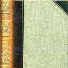 Libros de segunda mano: PASCAL / BOSSUET : ESCRITOS ESCOGIDOS - CLÁSICOS JACKSON. Lote 32997074