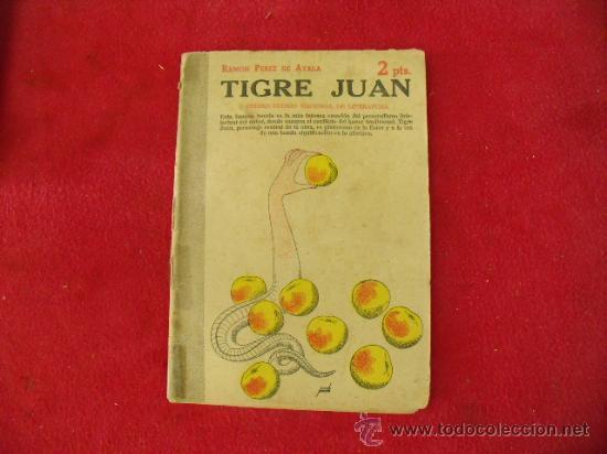 REVISTA LITERARIA NOVELA DE RAMÓN PERÉZ DE AYALA, TIGRE JUAN, ENERO DE 1950. L.24251 (Libros de Segunda Mano (posteriores a 1936) - Literatura - Narrativa - Clásicos)