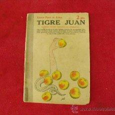 Libros de segunda mano: REVISTA LITERARIA NOVELA DE RAMÓN PERÉZ DE AYALA, TIGRE JUAN, ENERO DE 1950. L 293. Lote 26101155