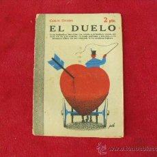 Libros de segunda mano: REVISTA LITERARIA LIBRO CARLOS DICKENS, EL DUELO, JULIO DE 1952. L 292. Lote 26101236
