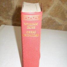 Libros de segunda mano: WILLIAM IRISH OBRAS ESCOGIDAS--AGUILAR.- 1961.-EL LINCE ASTUTO. Lote 26327868