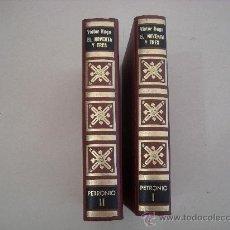 Libros de segunda mano: EL NOVENTA Y TRES. VICTOR HUGO. EDICIONES PETRONIO. . Lote 28361964