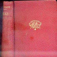 Libros de segunda mano: JULIO VERNE : NOVELAS TOMO I. Lote 28201186