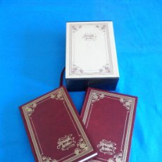 Libros de segunda mano: FORTUNATA Y JACINTA (2 VOLS + CAJA) EDICION LUJO. Lote 28373904