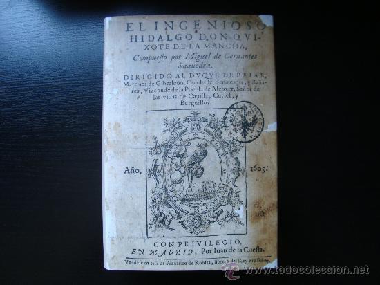 Libros de segunda mano: DON QUIJOTE DE LA MANCHA. Ejemplar de Innsbruck.Rara primera edición con TASA en VALLADOLID - Foto 2 - 165201030