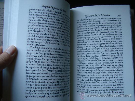 Libros de segunda mano: DON QUIJOTE DE LA MANCHA. Ejemplar de Innsbruck.Rara primera edición con TASA en VALLADOLID - Foto 19 - 165201030