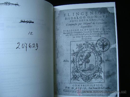 Libros de segunda mano: DON QUIJOTE DE LA MANCHA. Ejemplar de Innsbruck.Rara primera edición con TASA en VALLADOLID - Foto 11 - 165201030