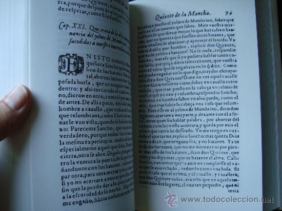 Libros de segunda mano: DON QUIJOTE DE LA MANCHA. Ejemplar de Innsbruck.Rara primera edición con TASA en VALLADOLID - Foto 16 - 165201030